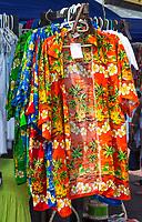 Willemstad, Curacao, Lesser Antilles.  Tropical Sport Shirt for Sale.