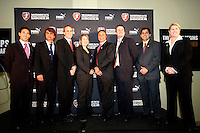 Coaches.Albertin Montoya FC Gold Pride-Abner Rogers LA Sol-Jim Gabarra Washington Freedom-Emma Hayes Chicago Red Stars-Tony DiCicco Boston Breakers-Ian Sawyers Sky Blue FC-Jorge Barcellos St Louis Athletica-Mary Harvey.WPS draft 2009-St Louis Convention and Visitors Center, St Louis, MO January 16 2006