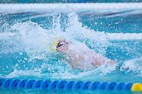 Santa Clara, California - Saturday June 4, 2016: Ryan Murphy races in the Men's 100 LC Meter Backstroke at the Arena Pro Swim Series at Santa Clara A final.