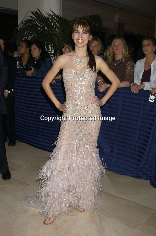 Christy Carlson Romano ..arriving at The 32nd Annual Daytime Emmy Awards ..at Radio City Music Hall on May 20, 2005...Photo by Robin Platzer, Twin Images
