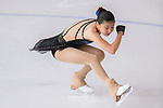 Jada Emily Chui of Hong Kong competes in Basic Novice Subgroup A Girls group during the Asian Open Figure Skating Trophy 2017 on August 02, 2017 in Hong Kong, China. Photo by Marcio Rodrigo Machado / Power Sport Images