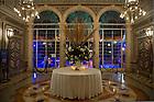 Jan 6, 2013; Villa Vizcaya dinner in Miami. Photo by Barbara Johnston/University of Notre Dame..