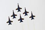 The Blue Angels - Rhode Island Air Show
