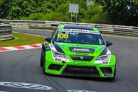 Race of Germany Nürburgring Nordschleife 2016 Qualifying ETCC 2016 #108 Zengo Motorsport SEAT León Norbert Nagy (HUN) © 2016 Musson/PSP. All Rights Reserved.