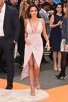 """Nadia Forde<br /> arrives for the premiere of """"The Nice Guys"""" at the Odeon Leicester Square, London.<br /> <br /> <br /> ©Ash Knotek  D3120  19/05/2016"""