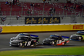 #51: Brandon Jones, Kyle Busch Motorsports, Toyota Tundra Delta Faucet/Menards and #18: Noah Gragson, Kyle Busch Motorsports, Toyota Tundra Safelite AutoGlass