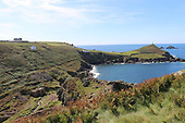 Cornish coastal heritage walk