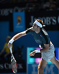 Juan Martin Del Potro (ARG) loses at Australian Open in Melbourne Australia on 19th January 2013