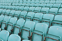 General view of empty seats around the ground ahead of Surrey vs Essex Eagles, Royal London One-Day Cup Cricket at the Kia Oval on 23rd April 2019