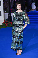 """Emily Mortimer<br /> arriving for the """"Mary Poppins Returns"""" premiere at the Royal Albert Hall, London<br /> <br /> ©Ash Knotek  D3467  12/12/2018"""