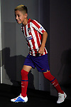 David, son of the Atletico de Madrid's new player Hector Herrera. July 4, 2019. (ALTERPHOTOS/Acero)