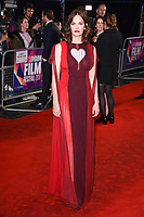 """Ruth Wilson<br /> arriving for the London Film Festival 2017 screening of """"Dark River"""" at the Odeon Leicester Square, London<br /> <br /> <br /> ©Ash Knotek  D3323  07/10/2017"""