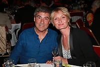 PATRICE DREVET & sa femme CORINNE - Election Miss Val de Marne 2017 a Rungis