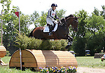 11 July 2009: Hawley Bennett-Awad riding Gin N Juice during the cross country phase of the CIC 3* Maui Jim Horse Trials at Lamplight Equestrian Center in Wayne, Illinois.