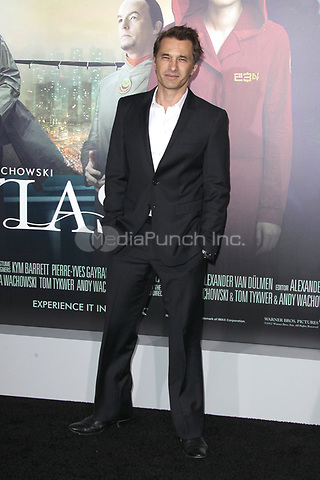 HOLLYWOOD, CA - OCTOBER 24: Olivier Martinez at the Los Angeles premiere of 'Cloud Atlas' at Grauman's Chinese Theatre on October 24, 2012 in Hollywood, California. Credit: mpi21/MediaPunch Inc.