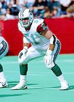 Daryle Smith San Antonio Texans 1995. Photo F. Scott Grant
