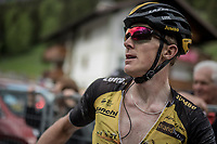 Twan Castelijns (NED/LottoNL-Jumbo) after finishing<br /> <br /> Stage 17: Tirano › Canaze (219km)<br /> 100th Giro d'Italia 2017