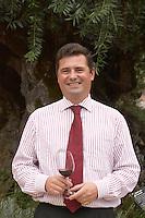 Bernardo Gouvea previously general manager. Bacalhoa Vinhos, Azeitao, Portugal