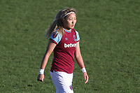 Cho So-hyun of West Ham during West Ham United Women vs Brighton & Hove Albion Women, Barclays FA Women's Super League Football at the Chigwell Construction Stadium on 15th November 2020