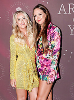 Brooke Eden, Hilary Hoover attend the 2021 CMT Artist of the Year on October 13, 2021 in Nashville, Tennessee. Photo: Ed Rode/imageSPACE/MediaPunch