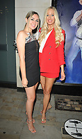 """Larissa Eddie and Hayley Palmer at the """"Back to the Future The Musical"""" press night, Adelphi Theatre, The Strand, on Monday 13th September 2021 in Londomn, England, UK. <br /> CAP/CAN<br /> ©CAN/Capital Pictures"""