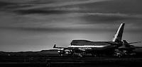 British Airways 747-436 G-BNLH Departing Vancouver International Airport YVR R26L