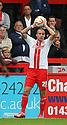Jimmy Smith of Stevenage<br />  - Stevenage v Leyton Orient - Sky Bet League 1 - Lamex Stadium, Stevenage - 17th August, 2013<br />  © Kevin Coleman 2013