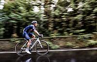 Dries de Bondt (BEL/Alpecin-Fenix) racing in torrential rains at <br /> Grande Trittico Lombardo 2020 (1.Pro/ITA)<br /> 1 day race from Legnano to Varese (200km)