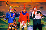 Festa dos Mascarados em Pirenópolis, Goiás. 1992. Foto de Juca Martins.