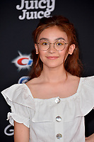 "LOS ANGELES, USA. June 12, 2019: Anna Cathcart at the world premiere of ""Toy Story 4"" at the El Capitan Theatre.<br /> Picture: Paul Smith/Featureflash"