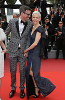 'Wonderstruck' Red Carpet Arrivals - The 70th Annual Cannes Film Festival<br /> CANNES, FRANCE - MAY 18: actress Michelle Williams and Todd Haynes attend the 'Wonderstruck' screening during the 70th annual Cannes Film Festival at Palais des Festivals on May 18, 2017 in Cannes, France