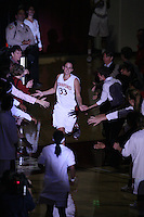 9 November 2006: Stanford Cardinal Jillian Harmon during Stanford's 88-61 win in the first round of the preseason Women's National Invitation Tournament against Loyola Marymount Lions at Maples Pavilion in Stanford, CA.