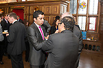 Minister for External Affairs and International Development Humza Yousaf MSP hosted a reception in the Laich Hall, Edinburgh Castle for the Asean Ambassadors this evening 24/04/2014<br /> Pic Kenny Smith, Kenny Smith Photography<br /> 6 Bluebell Grove, Kelty, Fife, KY4 0GX <br /> Tel 07809 450119,