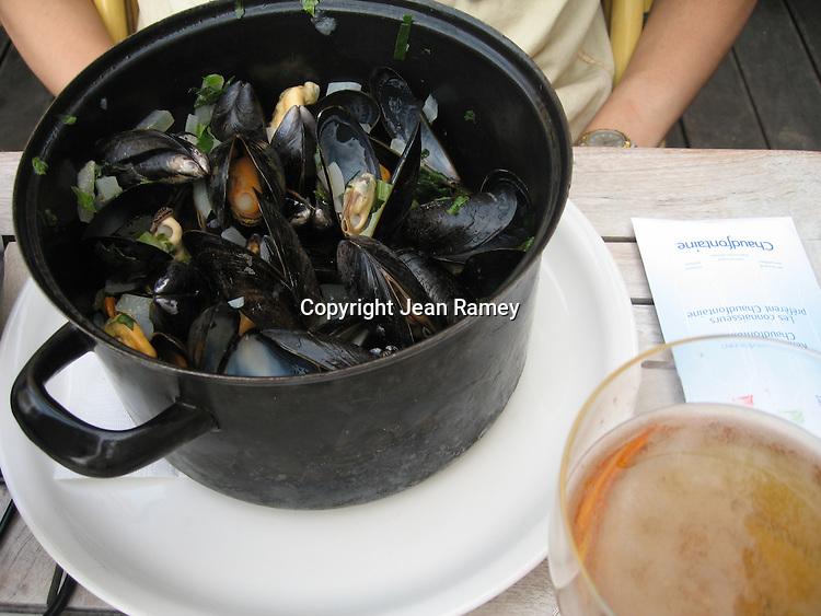 Moules (Mussels) - Belgium