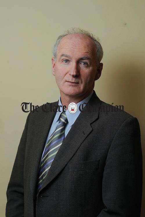 Tom Nolan. Photograph by John Kelly.