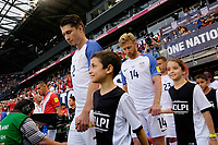 Harrison, NJ - Friday Sept. 01, 2017: Jorge Villafaña, Volpi prior to a 2017 FIFA World Cup Qualifier between the United States (USA) and Costa Rica (CRC) at Red Bull Arena.