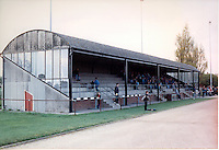 Southchurch Park Arena, home to Southend Manor Football Club (Essex), pictured in 1992 - Gavin Ellis/TGSPHOTO - Self billing applies where appropriate - 0845 094 6026 - contact@tgsphoto.co.uk - NO UNPAID USE..