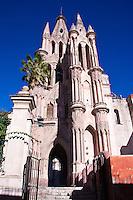 Parroquia, San MIguel de Allende, Mexico