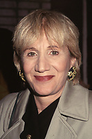 """Olympia Dukakis attends the opening night of """"Once Upon a Mattress"""" at The Broadhurst Theatre in New York City on December 19, 1996.  Photo Credit: Henry McGee/MediaPunch"""