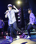 Justin Bieber performs live to a sold out show on Valentine's Day at The Palladium in Hollywood, California on February 14,2010                                                                   Copyright 2010  DVS / RockinExposures
