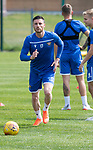 St Johnstone Training….29.06.19   McDiarmid Park, Perth<br />Michael O'Halloran<br />Picture by Graeme Hart.<br />Copyright Perthshire Picture Agency<br />Tel: 01738 623350  Mobile: 07990 594431