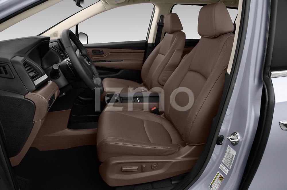 Front seat view of 2020 Honda Odyssey EX-L 5 Door Minivan Front Seat  car photos