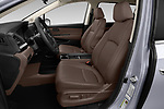 Front seat view of 2020 Honda Odyssey EX-L 5 Door Minivan Front Seat  car photos