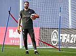 Atletico de Madrid's Jan Oblack during training session. September 22,2020.(ALTERPHOTOS/Atletico de Madrid/Pool)