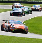 SALISBURY, CT. - 17 July 2021-071721SV01-Cars race in the IMSA Northeast Grand Prix event at Lime Rock Park in Salisbury Saturday.  <br /> Steven Valenti Republican-American