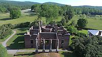 The Barboursville Ruins located in Orange County, Virginia. Photo/Andrew Shurtleff