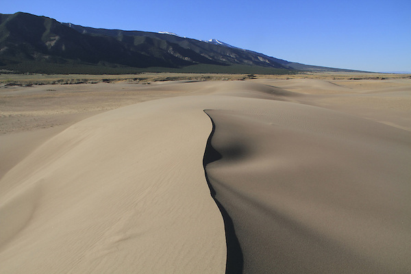 Great Sand Dunes National Park, Colorado. John offers private photo tours to Great Sand Dunes National Park and Rocky Mountain National Park, Colorado.