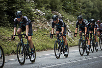 Team SDM in the peloton<br /> <br /> Stage 10 from Albertville to Valence (190.7km)<br /> 108th Tour de France 2021 (2.UWT)<br /> <br /> ©kramon