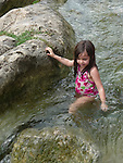 Barton Creek Sculpture Falls