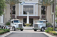 Images of Advanced Disposal in Ponte Vedra, Florida for First Class Magazine, Thursday July 21, 2016.  (Rick Wilson/Rick Wilson Photography)